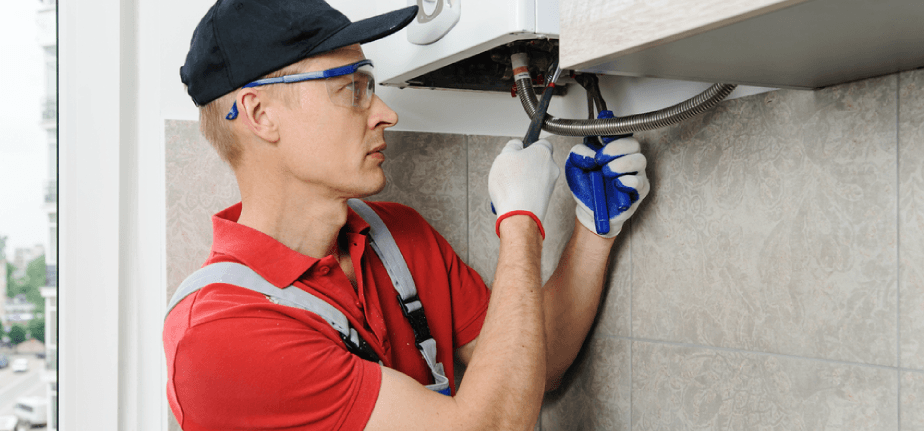 mantenimiento de calderas de gas profesional