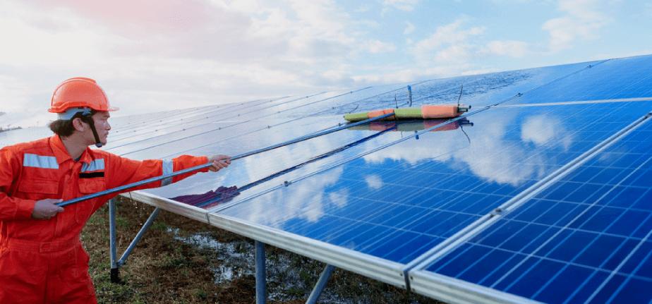 mantenimiento de instalaciones solares profesionales